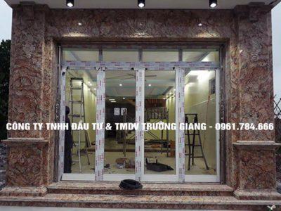 Mẫu cửanhôm Xingfa 4 cánh đẹp, nhập khẩu, chính hãng,mới nhất
