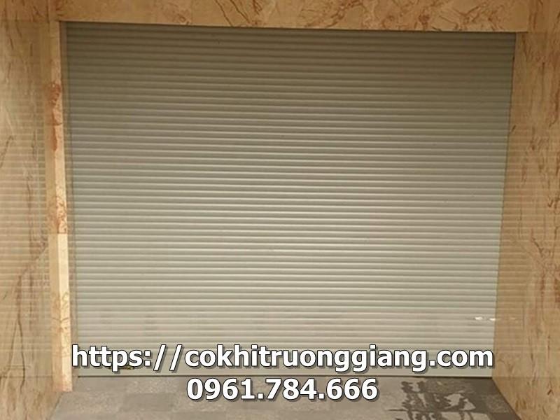Cửa cuốn tấm liền Austdoor Ninh Bình-33