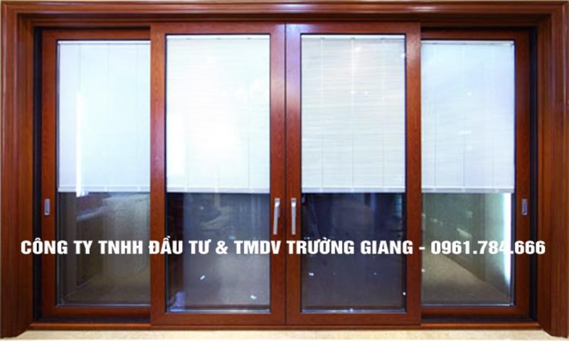 Mẫu cửa nhôm kính đẹp tại Ninh Bình-2