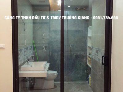 Mẫu cửa nhôm kính đẹp tại Ninh Bình 21
