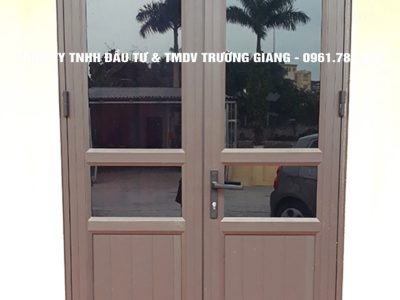Mẫu cửa nhôm kính đẹp tại Ninh Bình 25