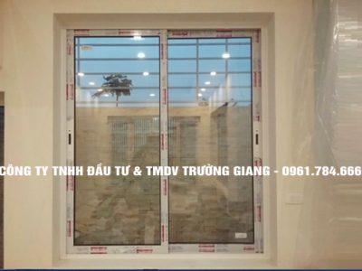 Mẫu cửa nhôm kính đẹp tại Ninh Bình 30