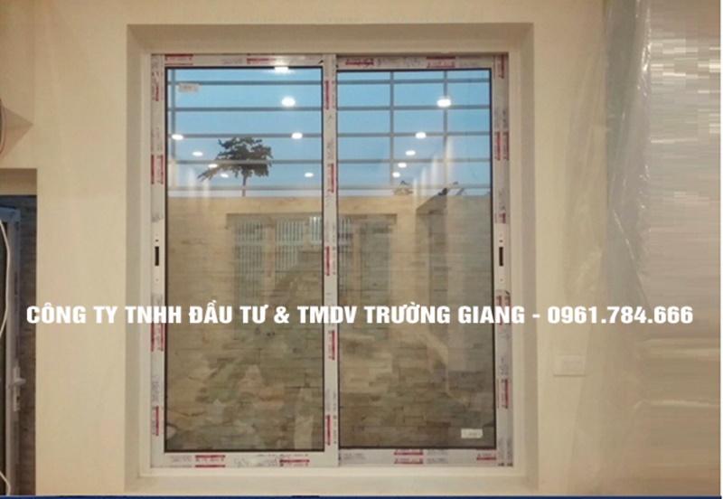 Mẫu cửa nhôm kính đẹp tại Ninh Bình-30