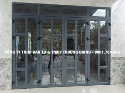 Mẫu cửa nhôm kính đẹp tại Ninh Bình 39