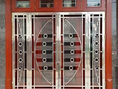 Báo giá Cửa INOX, Cổng INOX tại Ninh Bình