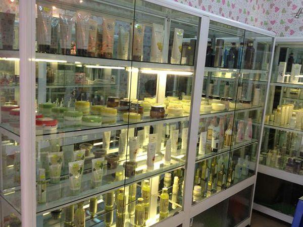 Tủ nhôm kính bán hàng, tủ nhôm kính trưng bày