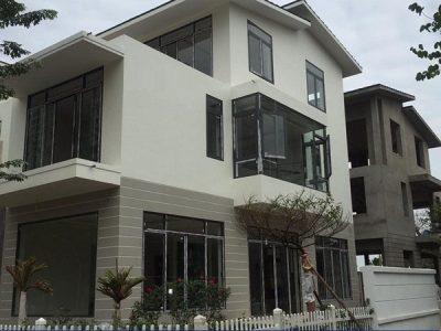 Công trình lắp đặt cửa nhôm kính Xingfa nhập khẩu chính hãng tại Tp. Ninh Bình