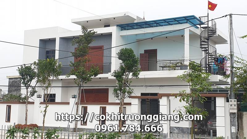 Tong quan Mai che kinh nha a Duong Ninh Binh