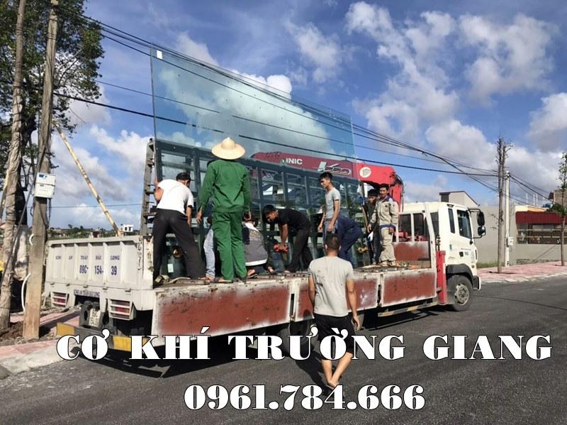 Co khi Truong Giang - Vach kinh Ninh Binh