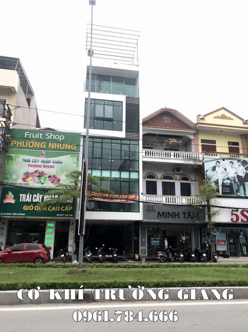Lap dat Vach kinh Ninh Binh
