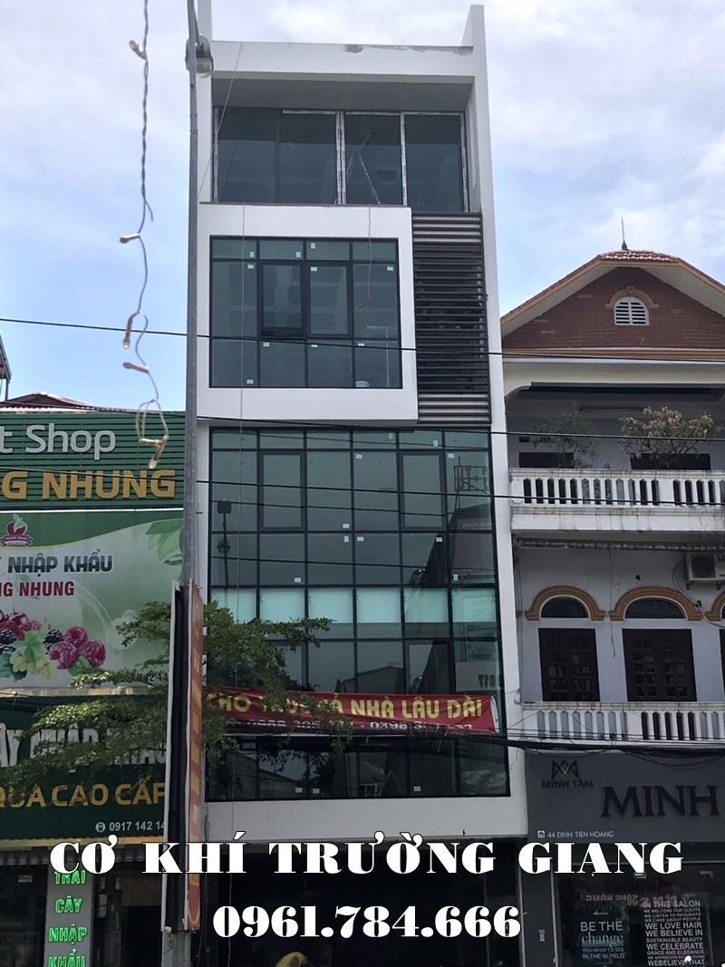 Lap dat mat dung kinh - Vach kinh Ninh Binh