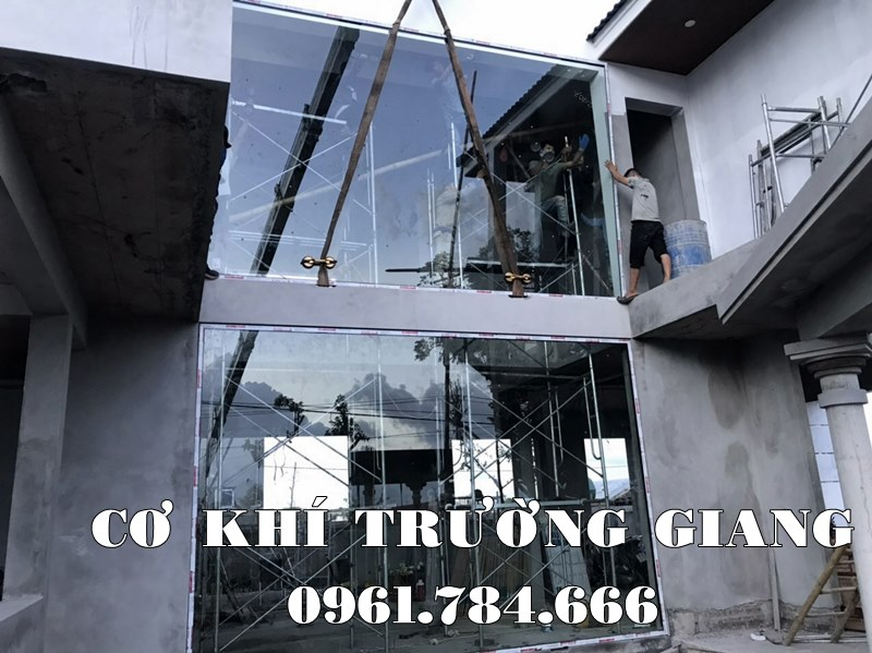 Vach dung Kinh Ninh Binh - Cua Nhom kinh Ninh Binh