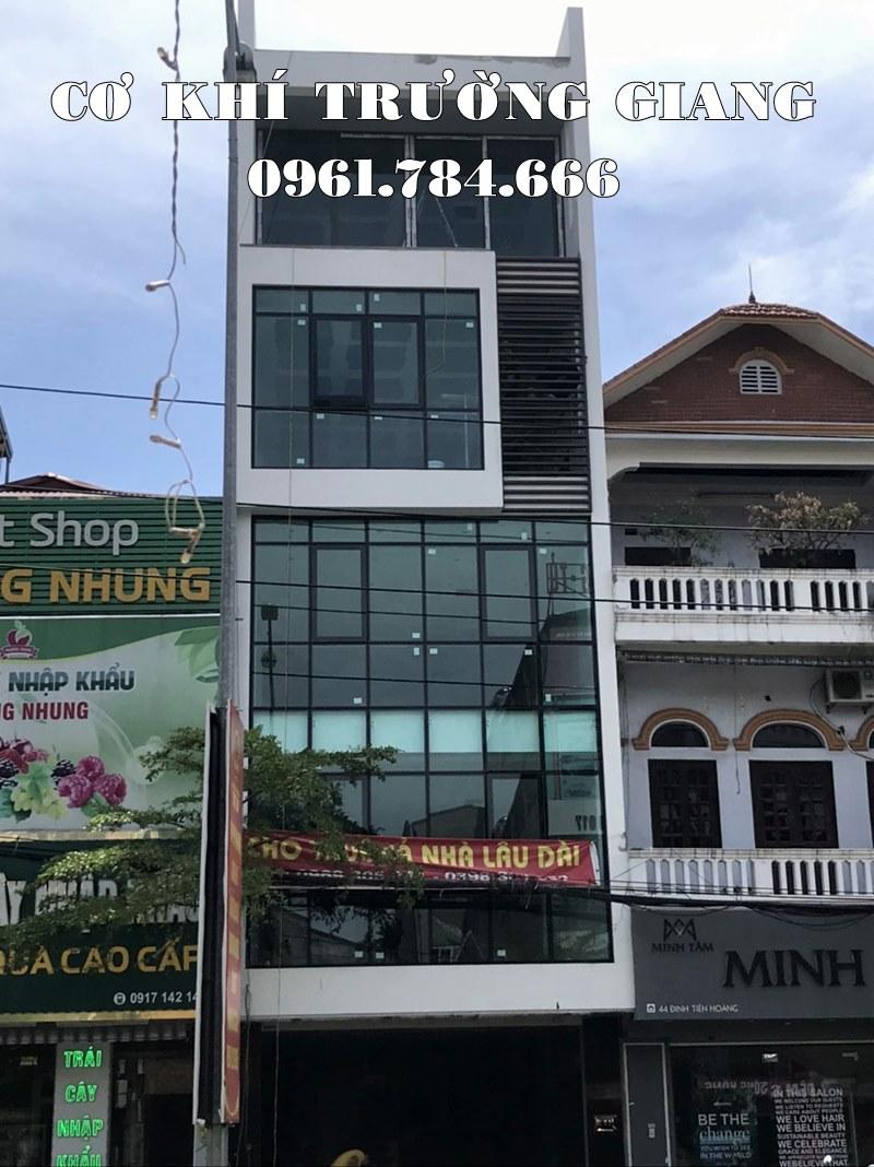 Vach dung Kinh Pho Vit Ninh Binh